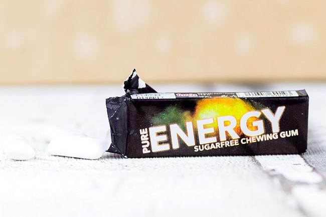 Degustabox April 2015, Degustabox Gewinnspiel, Fun'n' Gum Energy Kaugummis