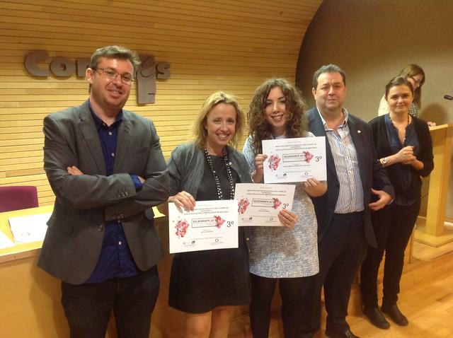 Tercer Premio: Óptica Europa
