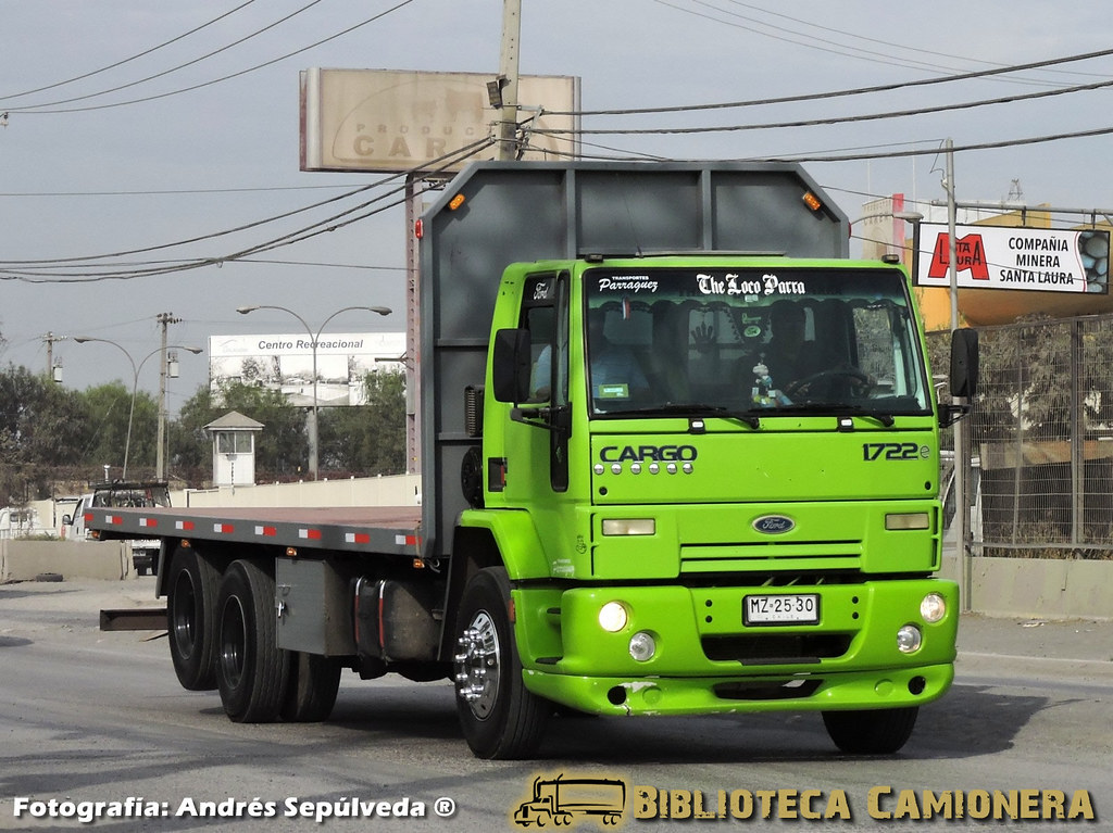 The Most Interesting Flickr Photos Of Ford Cargo Picssr