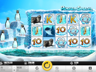 Penguin Splash slot game online review