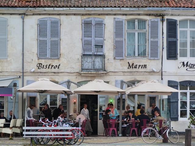 Saint-Martin-de-Ré (Isla de Ré, País del Cognac)