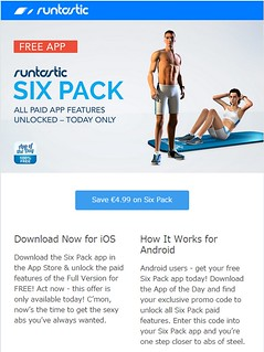 Get Runtastic Sixpack Free