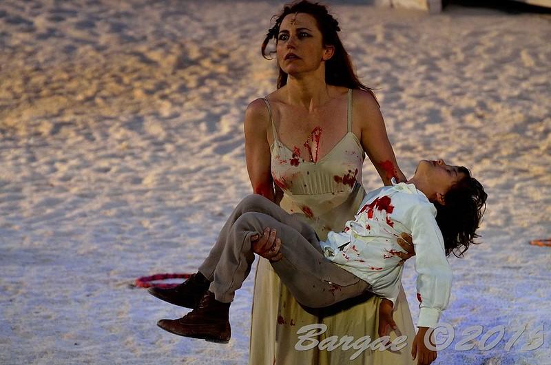 Medea uccide il primo figlio