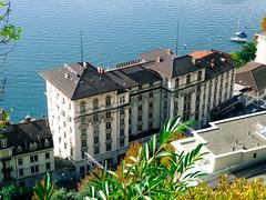 Hotel Excelsior, Montreux