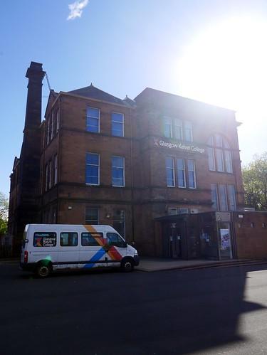 Glasgow Kelvin College - Hotspur Street