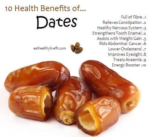 1. Dates