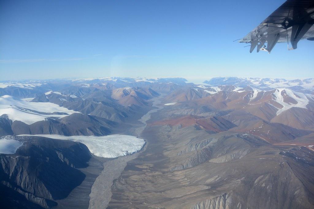 Nunavut glacier