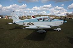 G-AVRK Piper PA-28-180C Popham
