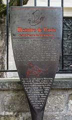 Photo of Black plaque № 39484