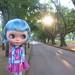 Cora no Parque Ibirapuera