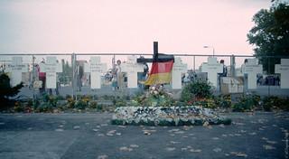 Todesopfer an der Berliner Mauer