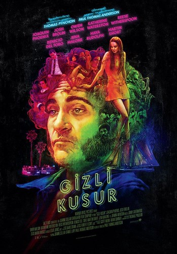 Gizli Kusur - Inherent Vice (2015)