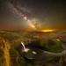 Palouse Falls Milky Way version 3 by CraigGoodwin2