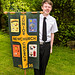 Newchurch Junior Church Banner Bearer