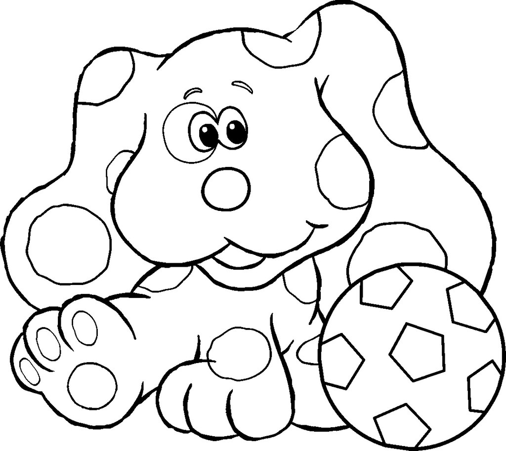 Free Printable Nick Jr Coloring Pages For Kids | 913x1024