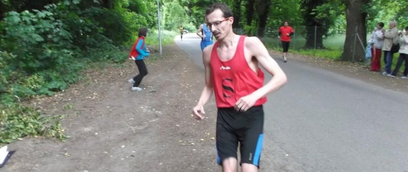 Pančavův běh vyhrál Griger