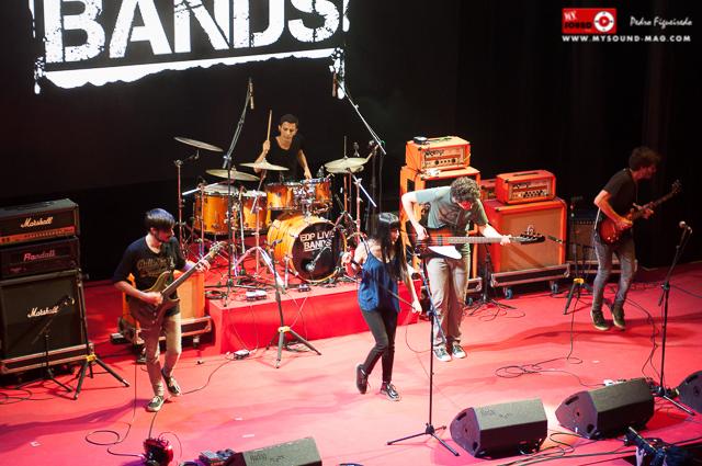 Marble Avenue em EDP Live Bands 2015