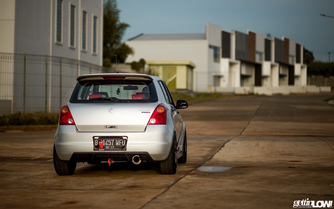 Aat Pangestuhadi: 2012 Suzuki Swift