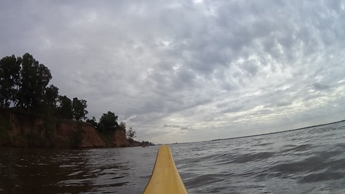 Kayak - Punta Armado - Bahia La Carlota - Isla Verde  (271)