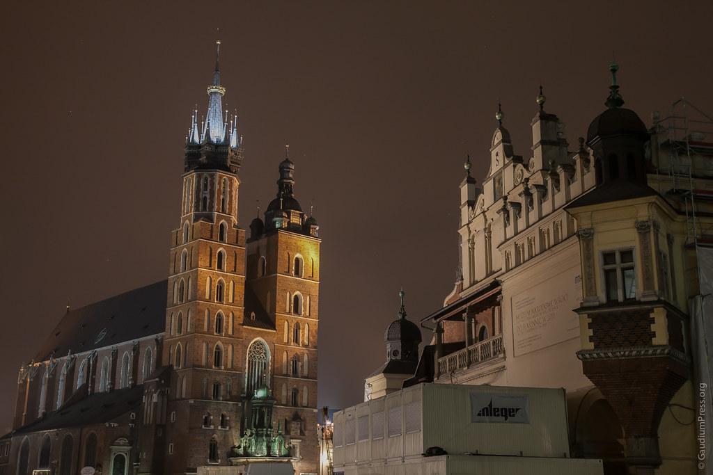Catedral de Santa Maria de Cracóvia