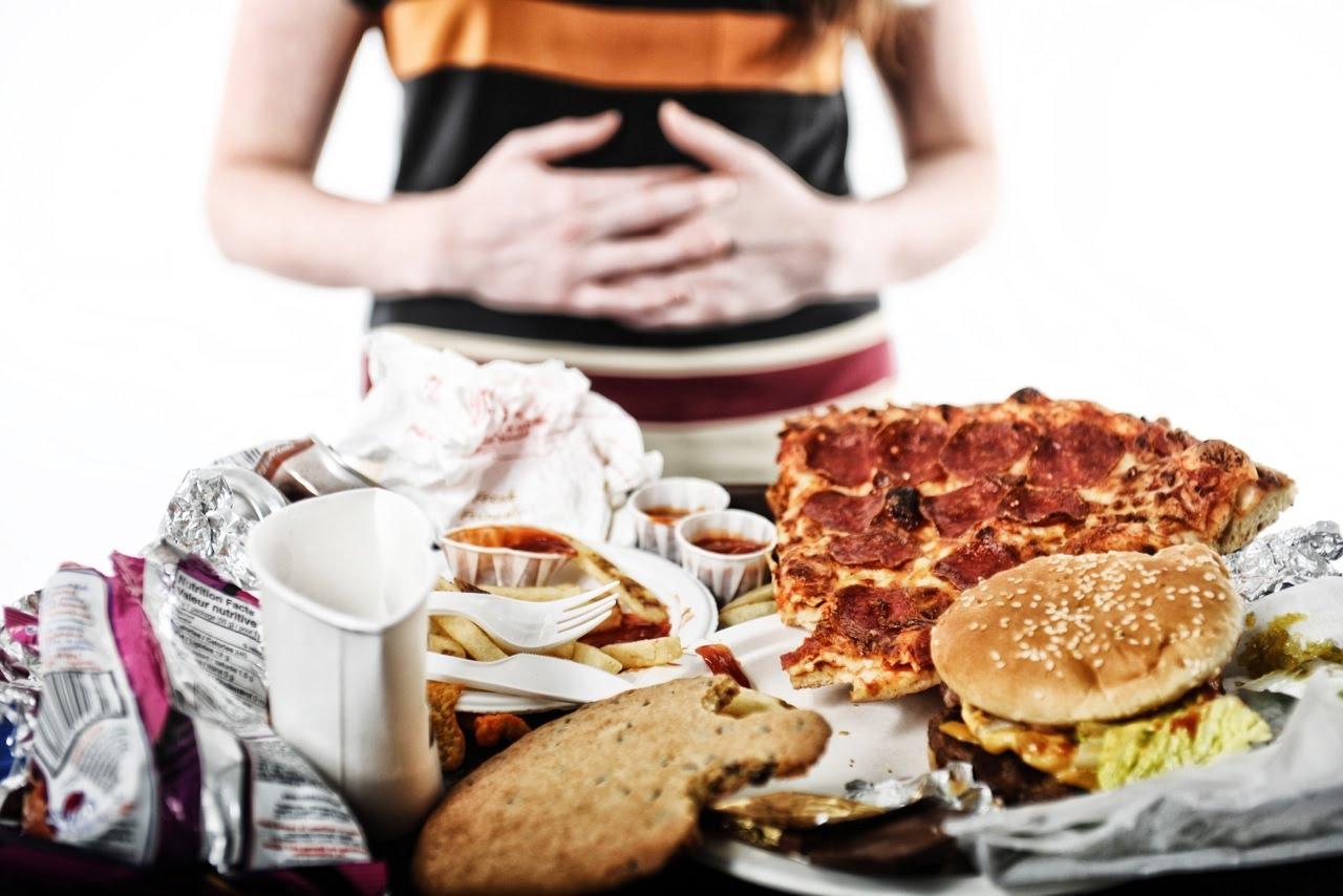 trastorno alimentario comer a escondidas