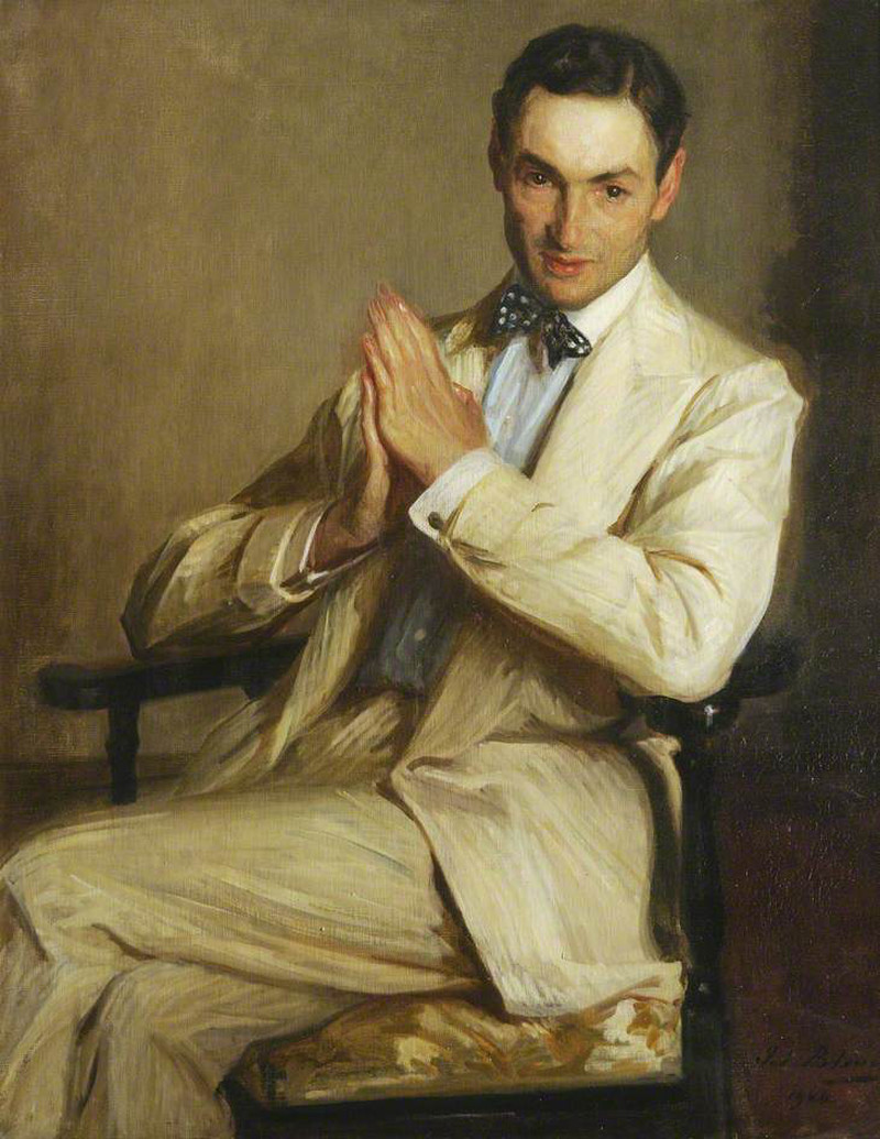 Portrait of Harry Melvill by Jacques-Émile Blanche, 1904