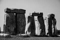 a three stone structure