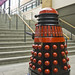 Damn, Thwarted by the Dalek's oldest enemy by Sam Knox