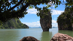 Thailand James Bond island Khao Phing Kan Phuket