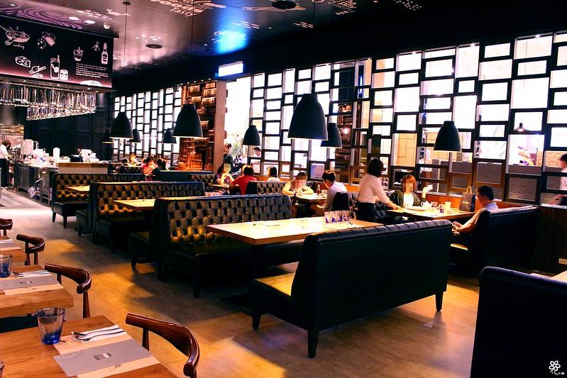 NINI尼尼義大利餐廳台茂店 (6)