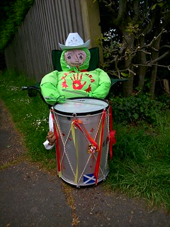 2015 05MAY24 - CHILLERTON SCARECROW FESTIVAL