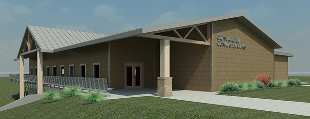 Camp Aldrich new rendering