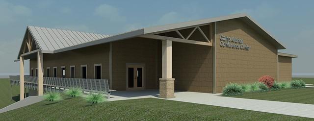 Camp Aldrich new rendering
