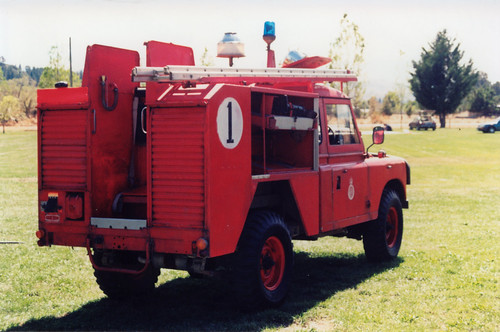 Land Rover TACR