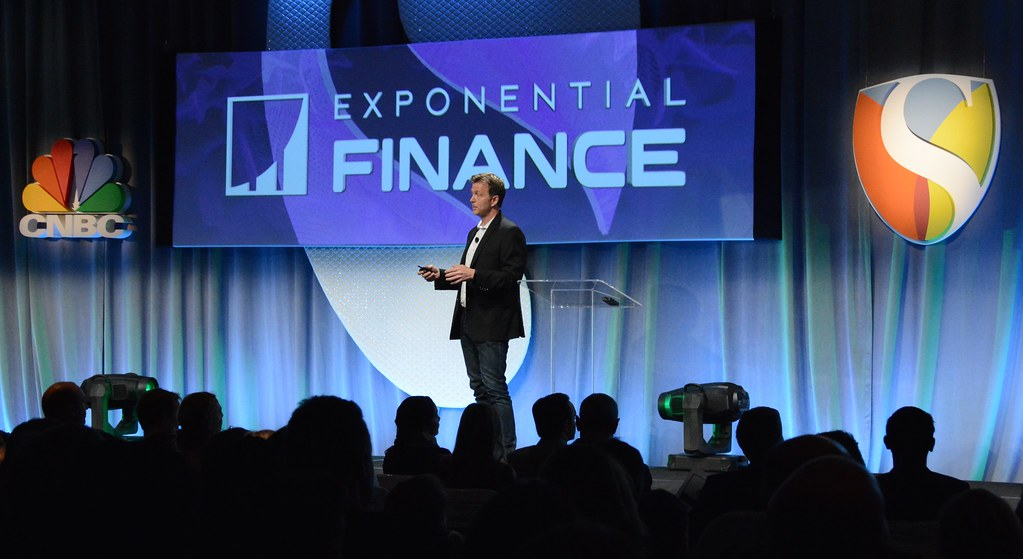 Four Billion Customers Need Digital Cash, Bill Barhydt, Founder & CEO, Abra; Chairman, Boom Financial...Exponential Finance 2015 hosted by Singularity University