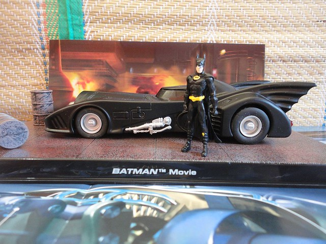 Batman Movie (1989) 1/43 (Eaglemoss)