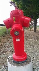 Fire-fighting facility P63332.0005 - Photo of Saint-Genès-du-Retz