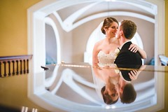 One click from a wedding I shot with Lisa Otto Photography a while back!   #florida #tampa #photography #photographer #wedding #weddings #micahproffer #Floridawedding #best #photographers #micah #proffer #reflection #beautiful #gorgeous #engagement #love