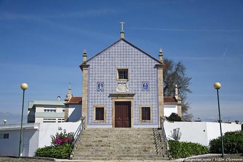 Capela de Nossa Senhora da Alumieira - Loureiro - Portugal
