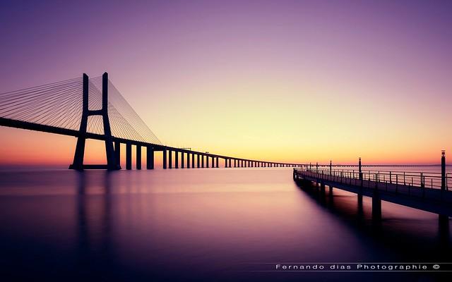 Bridge Vasco da Gama