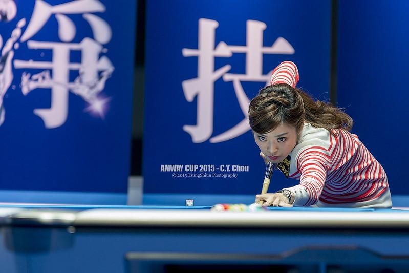 C.Y. Chou 周婕妤