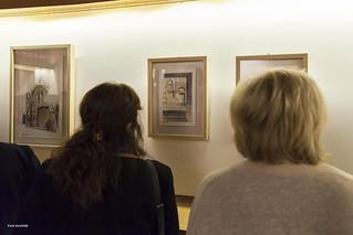 alvarocarnicero.com Exposición de dibujos en Bodegas Campos