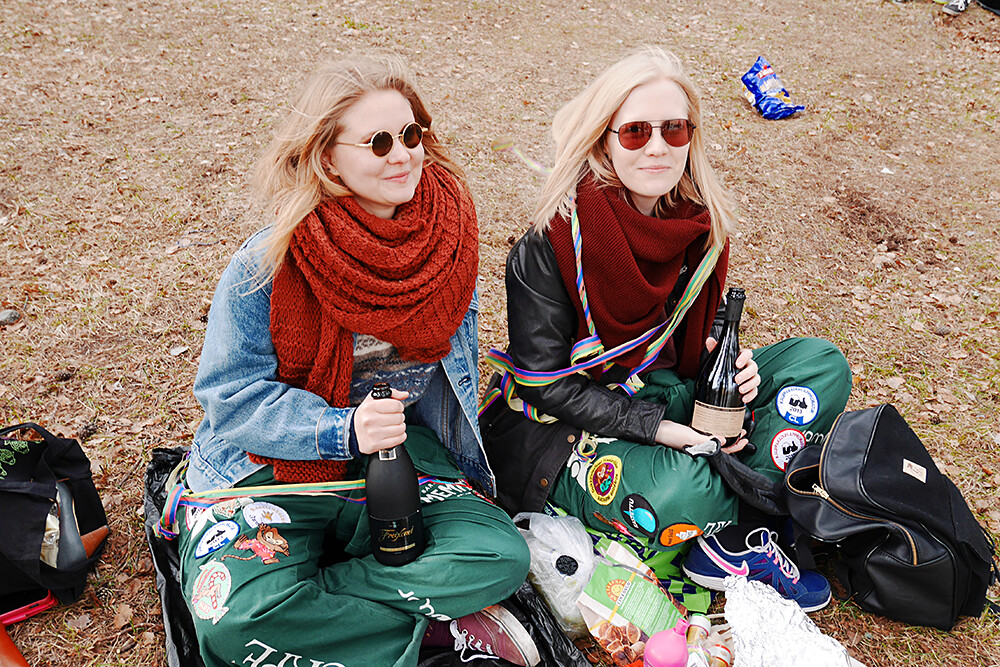 vappu piknik
