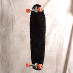 Peter Cunis; Menk: Homage to Meret Oppenheim; Mixed media; 37x10x5; 2014 -