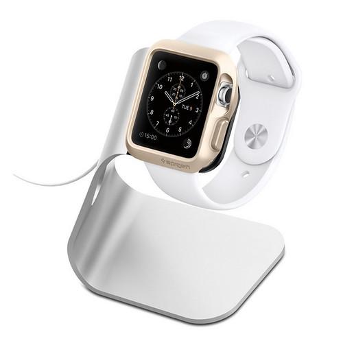 AppleWatchChargeStandSpigen