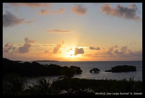 ocean sky cloud sun nature sunrise landscape meer florida natur himmel wolke aussicht landschaft sonne sonnenaufgang floridakeys keylargo scenicview