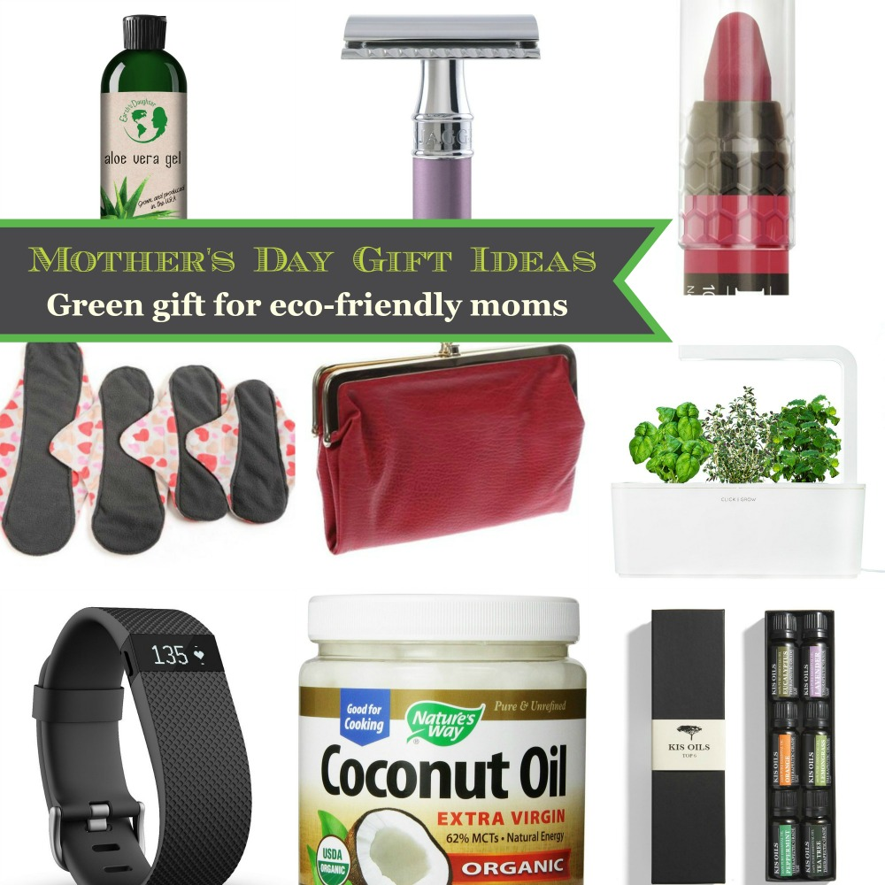 Mother's Day Gift Ideas: Green gifts for eco-friendly moms
