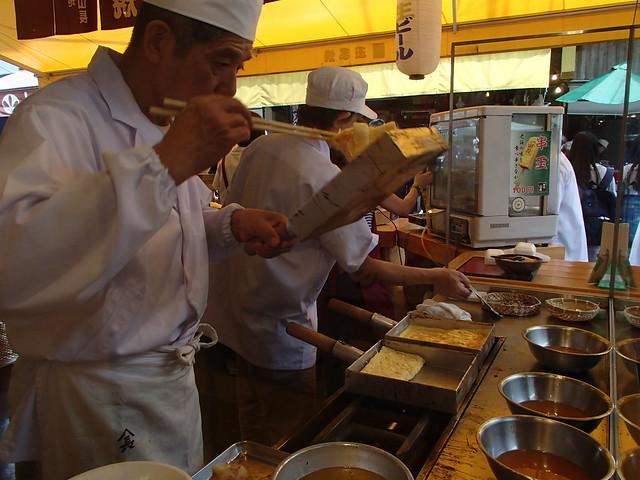 日本魚市場 築地的風景 - naniyuutorimannen - 您说什么!