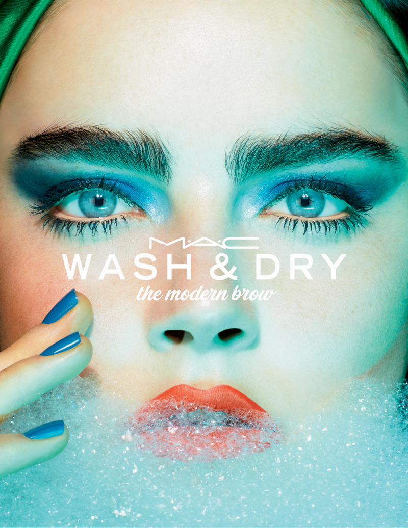 WASH AND DRY BROW Beauty