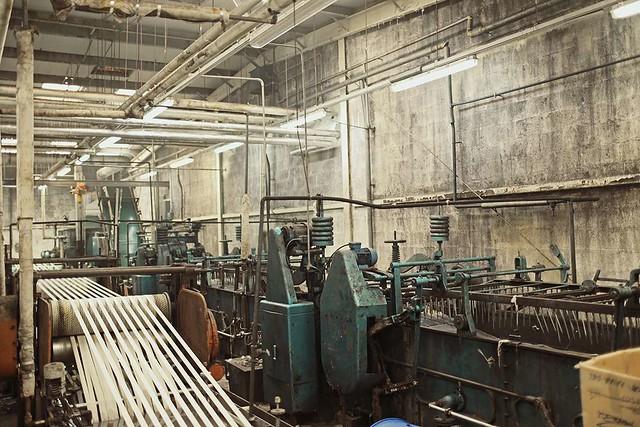 MakeWorks JamiesonsWool manufacturing